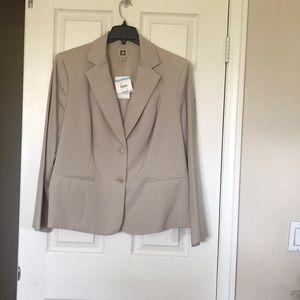 Ann Klein jacket